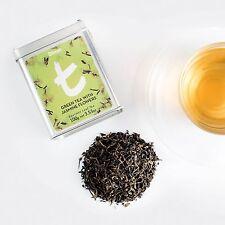 Dilmah  Green Tea with Jasmine Flowers 100g Ceylon Loose Leaf Tea Tin Caddi