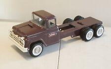 Vintage Buddy L Stables Horse Truck Pressed Steel Metal