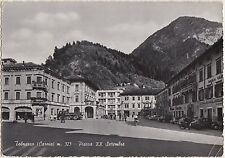 TOLMEZZO - CARNIA - PIAZZA XX SETTEMBRE (UDINE) 1961