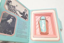 Avon Apple Blossom .5 OZ Cologne in Box Book Vintage 1983