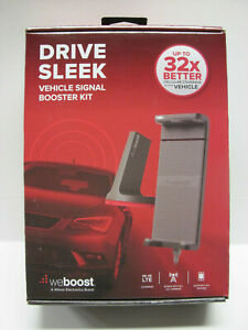 weBoost 4G LTE Drive 32x 5-band signal booster for Wilson Sleek car truck van
