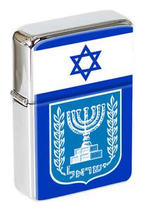 Israel Flip Top Lighter