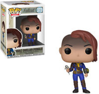 FUNKO POP! GAMES: Fallout - Vault Dweller Female [New Toy] Vinyl Figure