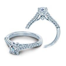 BRAND NEW Verragio V901-R6 14K White Gold with Diamond Engagement Ring