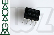 1 x ZN460CP ULTRA FAIBLE BRUIT Wideband preamplifier