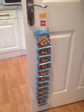 Lego minifigures series 5 unopened sealed (12 packs) hanger strip version