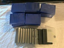 62 Playstation 2 empty game cases in perfect condition, no stickers
