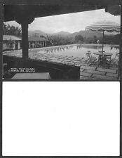 Old Mexico Real Photo Postcard - Fortin Veracruz - Hotel Ruiz Galindo