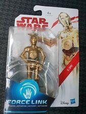 STAR WARS the last jedi figurine star wars C3PO Force Link neuf