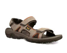 e82624ae2410 NIB MEN S TEVA M KATAVI 2 1019192 WALNUT SPORT CASUAL SUEDE SANDALS  70