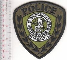 American Indian Tribe Police Department New Mexico Jicarilla Apache Tribe PD Med