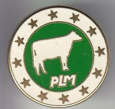 RARE PINS PIN'S .. AGRICULTURE TRACTEUR VACHE COW KUHN ELEVAGE PLM BRETAGNE ~DJ