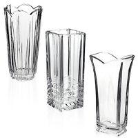 Bormioli Rocco Clear Heavy Glass Flower Vase Decoration Home Wedding Decor New