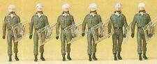 H0 10392 preiser bgs en uso traje. personajes. OVP