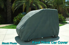 Ford Think Parts , Neighbor Economy Car Cover, Fits 2 Passenger Models. NEW.