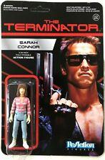 Sarah Connor Funko ReAction Super7 Terminator Retro Action Figure