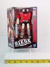 Transformers War for Cybertron Siege Deluxe Generations Sideswipe New MISB
