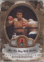 Muhammad Ali 2011 Ringside Boxing 2 Retrospective In Ring With Shavers 6/10 #22