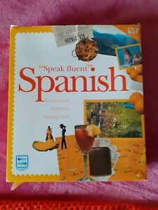 GSP - SPEAK FLUENT SPANISH - Language Learning Course CD ROM Software used