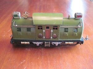 """Vintage Lionel Pre-War 254 """"Electric Style"""" Engine to Collect or Restore"""