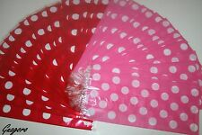 Mickey Minnie Mouse Polka Dots Favor Bags Treat Sacks Birthday Party Supply Box