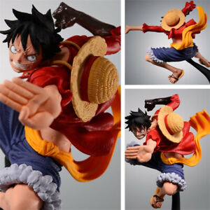One Piece SC Top War 6 2nd Monkey D Luffy Action Toy PVC Anime Figure Figurine