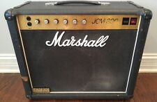 1983 Marshall JCM 800 4010 1×12 50W Guitar Combo Amplifier