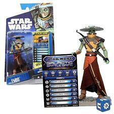 Star Wars - The Clone Wars - Embo CW33 bounty hunter action figure 2010 Hasbro