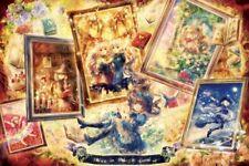 1000 Piece Jigsaw Puzzle Aim Puzzle Master (Fantasic Art) Alice in Magic Land