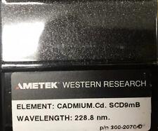 Ametek 300-2070 Cadmium Lamp