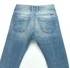 DIESEL men's jeans  IAKOP 0807K Distressed Slim Tapered Leg size 29  inseam 32