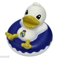 REAL MADRID - BADEENTE - SCHWIMMRING -  RUBBER DINGHY DUCK