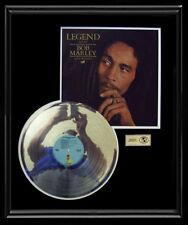 BOB MARLEY LEGEND RARE LP GOLD RECORD PLATINUM  DISC ALBUM FRAME