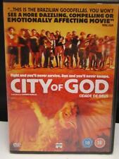 City of God Cidade De Deus PAL Format DVD Movie