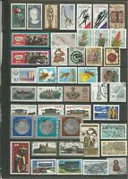 DDR Lot Briefmarken Sellos Timbres Stamps
