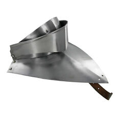 Medieval Knights Champions 16g Bevor Plate Functional Armor