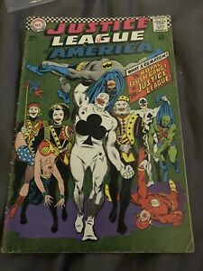 Justice League of America #54 VG 4.0 1967