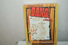 JEU BANG JEU DE COWBOY WESTERN BOARD GAME COMPLET VINTAGE ASMODEE 2002