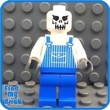 Z050A Lego Zombie Undead Halloween Ghost Minifigure NEW