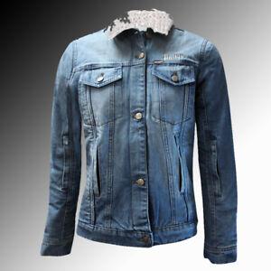 Bull-It Tracker 17 SR6 Covec / Jeans Veste Moto (Femmes) Offre Prix