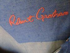 "brand new robert graham ""fish creek multi"" hooded light jacket, XL"