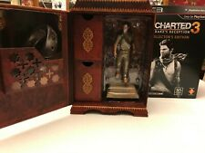 Uncharted 3: Drake's Deception Collector's Edition for PS3 Complete and Unused