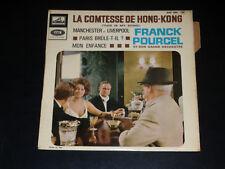 45 RPM EP - B. o - la Condesa de Hong Kong - Franck Pourcel-1967