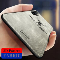 For Samsung Note 20 10 Plus S21 Plus UItra Case Hybrid Soft TPU Leather Cover