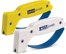 AccuSharp ShearSharp Knife, Tool and Scissor Sharpener Combo Set Model 012