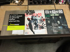 3 Wired Lot Tech Popular Science Mechanics 2017 August Magazines AI