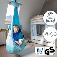 Wal Willo Hängehöhle für Kinder | Hängesessel Hängesitz Schaukel Nest | snuutje