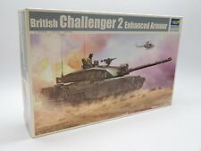 Trumpeter 01522 - 1:35 British Challenger2 with Anti-Heat Fence