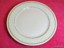 """Old Abbey Limoges (Green Design) 9 3/4"""" DINNER PLATE Exc"""