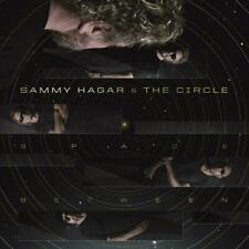 SAMMY HAGAR & THE CIRCLE SPACE BETWEEN CD (Released May 10th 2019)